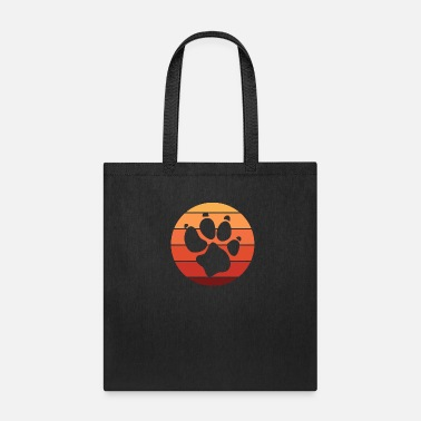 Paw Paw paws imprint - Tote Bag