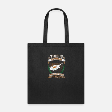 Cyprus This Is Cyprus This Is My Flag Gift Idea - Tote Bag