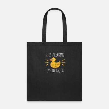 Waddle Ducks Favourite Animals - Tote Bag