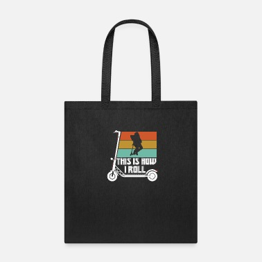 Scooter E-Scooter - Tote Bag