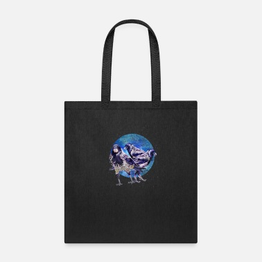 Ornithologist Crow Ornithologist - Tote Bag