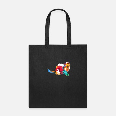Domestic Rabbit Ferret Gift - Tote Bag