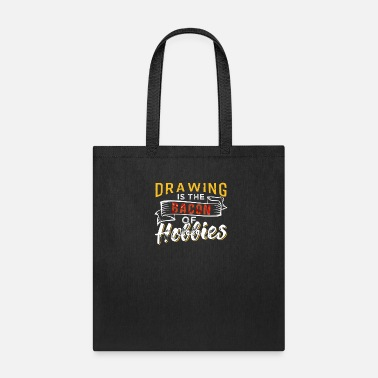 Drawing Drawing - Tote Bag