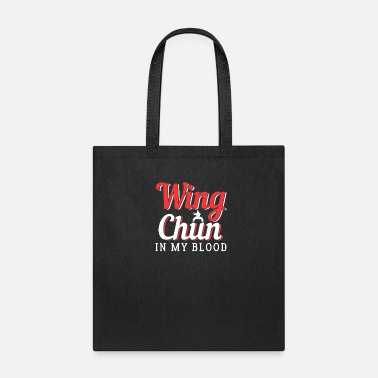 Fan Art Wing Chun - Tote Bag
