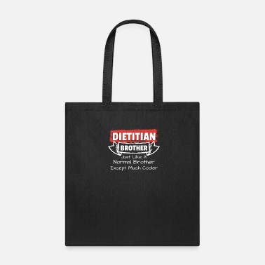 Health Dietitian Brother - Tote Bag