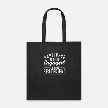Marriage Engagement - Tote Bag