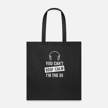 Record DJ - Tote Bag