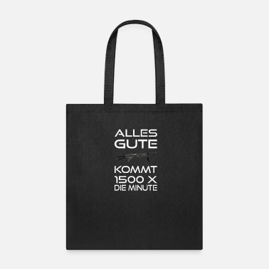 Rapid Fire Weapon Machine Gun German Armed Forces Soldier - Tote Bag