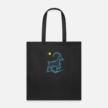 Goat Mountain goat gift idea - Tote Bag