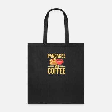 Pancakes And Coffee - Tote Bag