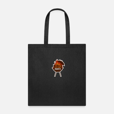 Party GRILLING BBQ PARTY - Tote Bag