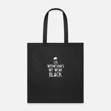 On Wednesdays We Wear - Tote Bag