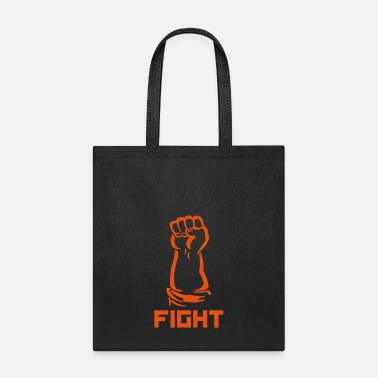 Hilarious fighting fist - Tote Bag