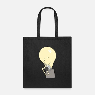 Thinkers The Thinker - Tote Bag