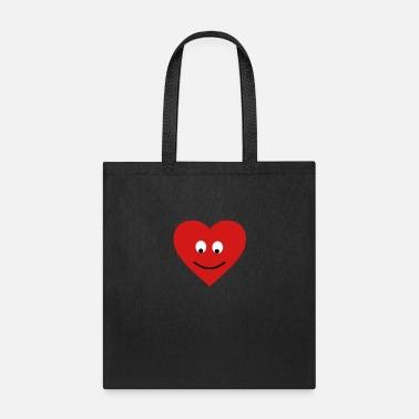 Offspring heart head - Tote Bag