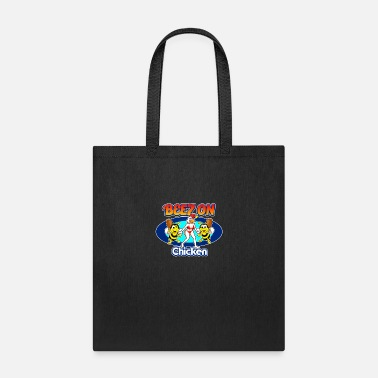Chicken Beez on Chicken - Tote Bag