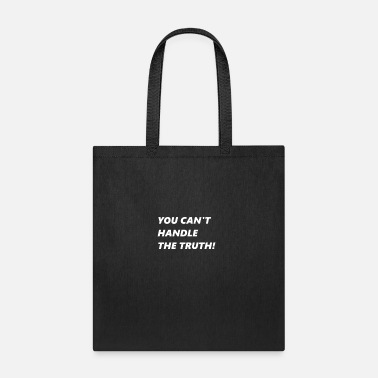 Funny Quotes For Girls Quote funny truth quote - Tote Bag