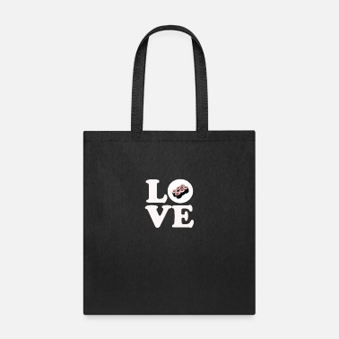 Maki love maki - Tote Bag