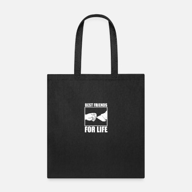 Lifelong Friends best friends for life horse gift - Tote Bag