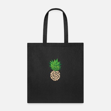 Retirement Cocker Spaniel, Dog, Pineapple - Tote Bag