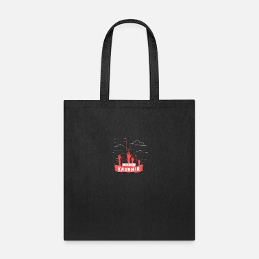 Conflict Stand With Kashmir To Stop This Massacre - Stop - Tote Bag