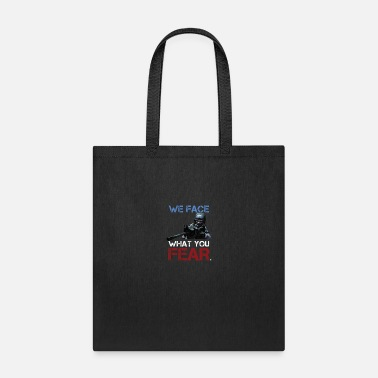 Ctf GAMING we face what you fear - Tote Bag