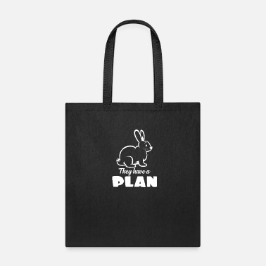 Domestic Rabbit Rabbit Rabbit Bunny Bunny Rabbit Gifts - Tote Bag