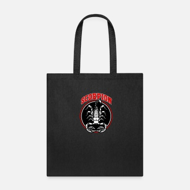 Astrology Scorpio Scorpion Zodiac Insect Poison Stinger - Tote Bag