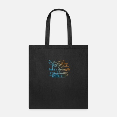 Tolerance Autism Awareness Day Asperger's Syndrome Parents - Tote Bag