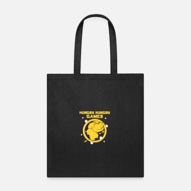 Hungry Hungry Hungry Games - Tote Bag