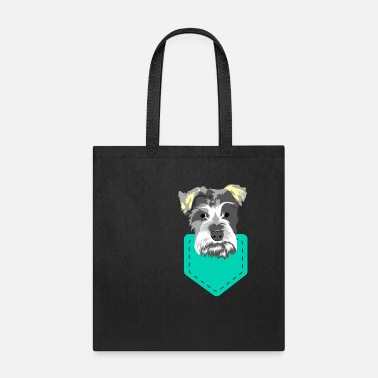 Pooping Dog Lover? Here's a cute tshirt design with an - Tote Bag