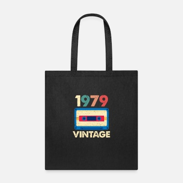 Over 40 1979 Vintage - Tote Bag