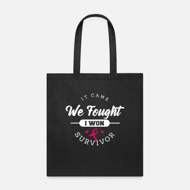 Family It Came We Fought I Won Survivor No. 9 - Tote Bag