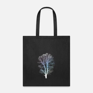 Graphic Art Tree Graphic Art - Tote Bag