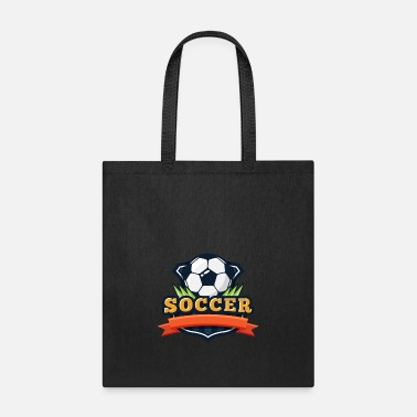 Ball Soccer Ball - Tote Bag