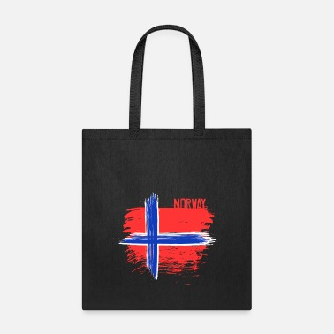 Scandinavia Norway country Scandinavia flag Oslo north idea - Tote Bag