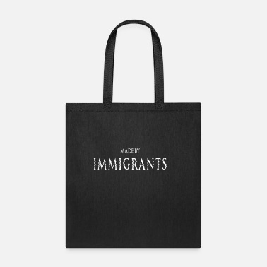 Made By Made by Immigrants - Tote Bag