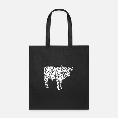 Horns Cop - Tote Bag