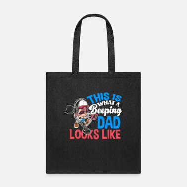 Detective Metal Detecting Detectorist Father Gift - Tote Bag