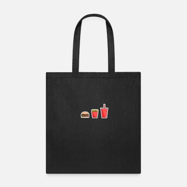 Burger Burger - Tote Bag