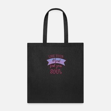 Meditating Meditation - Tote Bag