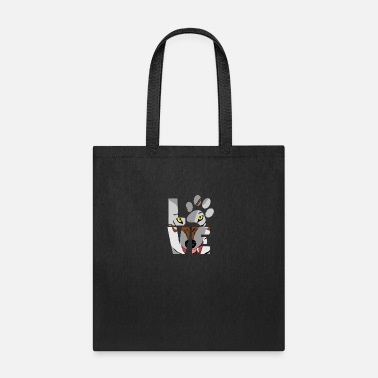 Love Dog - Tote Bag