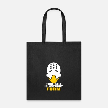 Form zenyatta true form is without form - Tote Bag