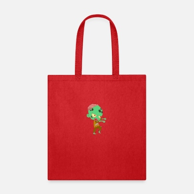 Decoration Halloween costumes children with motif - Tote Bag