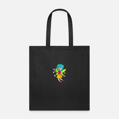 Group Mardi Gras Tooth Fairy Costume Original Gift - Tote Bag