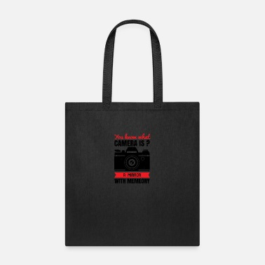 Image You know what camera is - Tote Bag