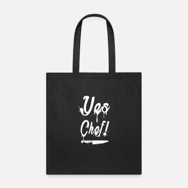 Baker yes chef 2 - Tote Bag