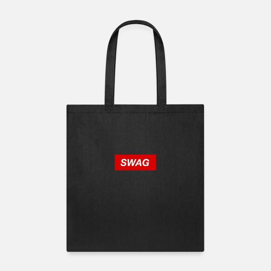 Swag Bags & Backpacks - Swag - Tote Bag black