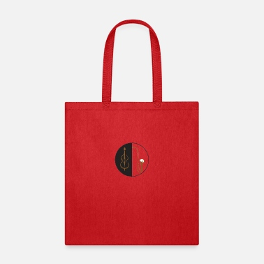 Double double bass sax - Tote Bag