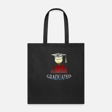 Graduate The Graduate Graduation - Tote Bag
